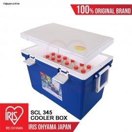 45L Large Portable Cooler Box (Blue) SCL345