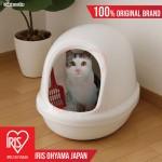 Egg-Shaped Pet Litter Box Rest Area (White) PNE3500F